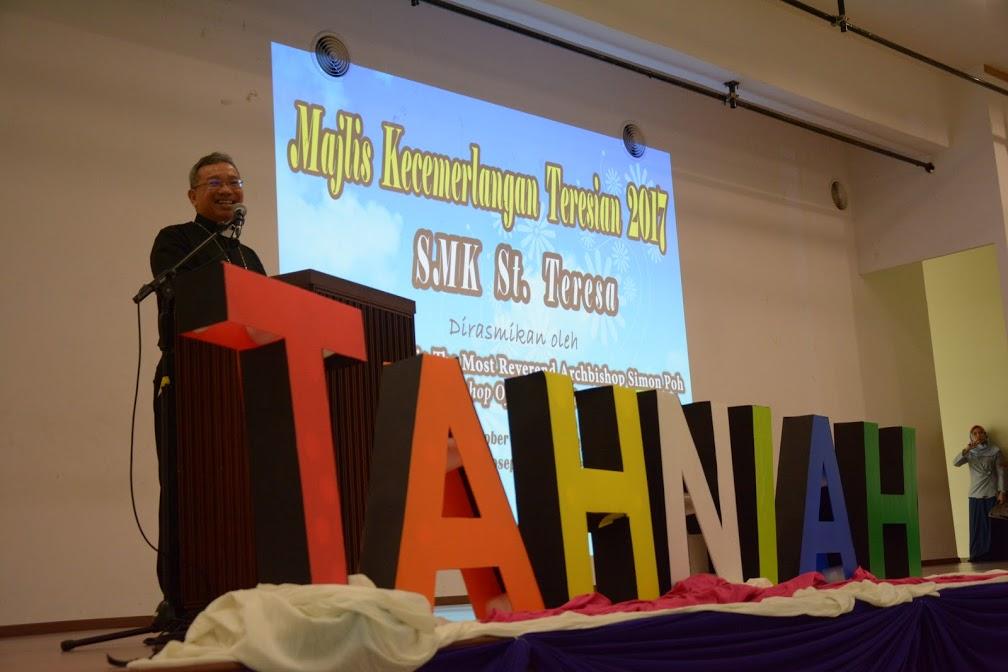 Majlis Kecemerlangan Teresian 2017