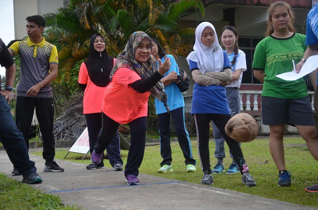 SMK St Teresa's Sukan Rakyat