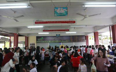 Let's Rebuild St. Teresa Food Sale 2018