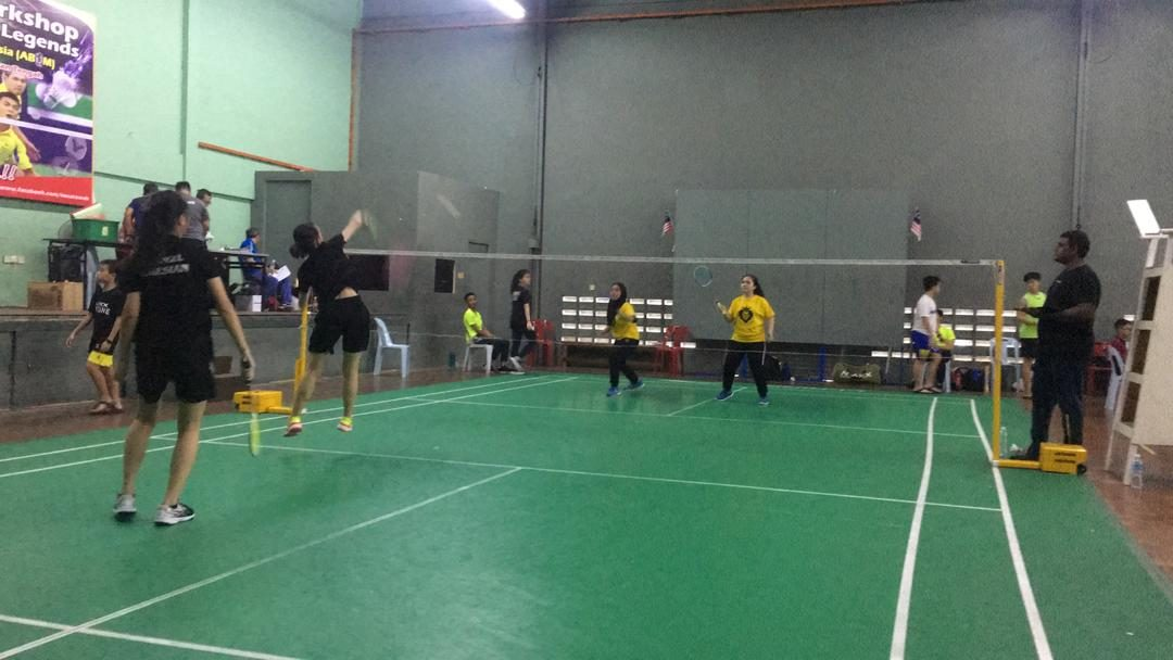 The Badminton MSSM Competition
