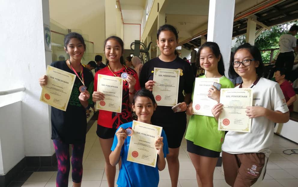 Interschool Squash Competition 2019