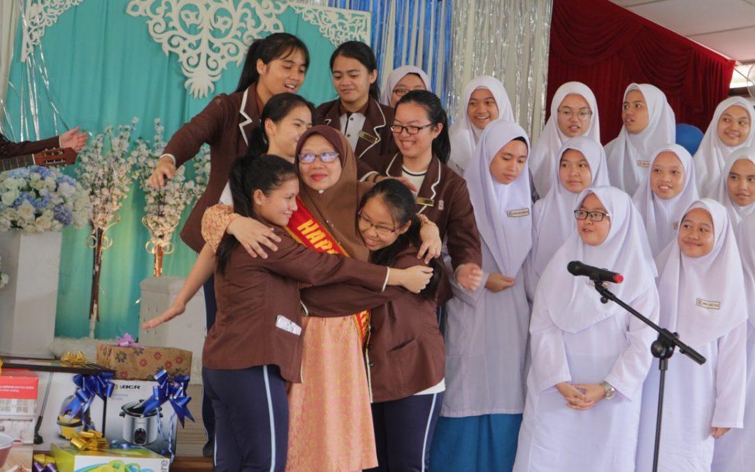 Puan Rashidah's Retirement